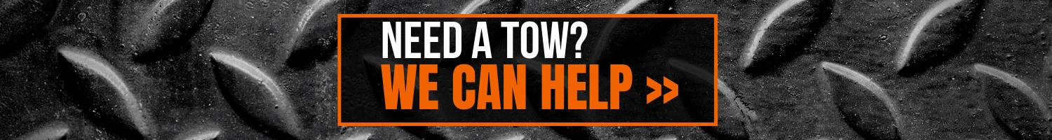 Click here to visit our towing website!